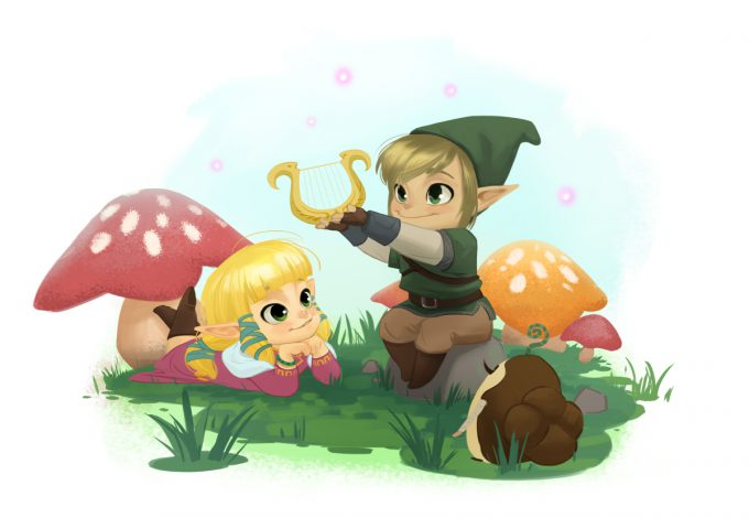 Legend-of-Zelda-Link-Fan-Art-Concept-Illustration-01-Mingjue-Helen-Chen-zelda