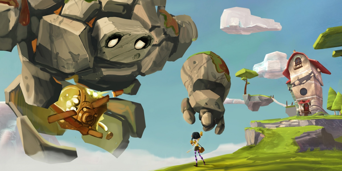 Lola and the Giant Concept Art 0 M01