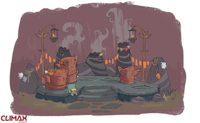 Lola-and-the-Giant-Concept-Art-Environment-Totem-Poles_01