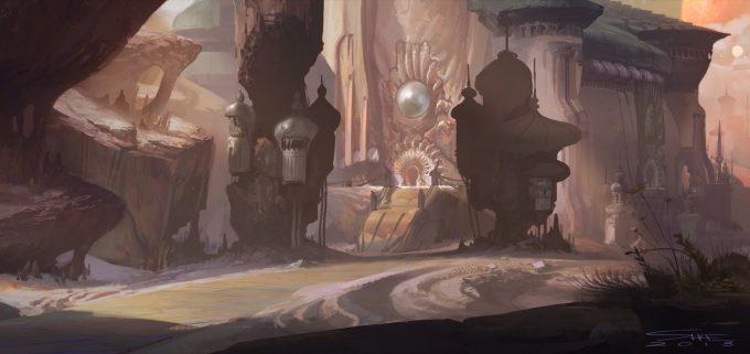 Shae-Shatz-Concept-Art-Halo-5-sang-fortress