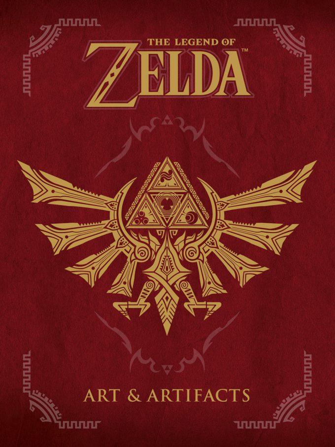 The-Legend-of-Zelda-Art-and-Artifacts-Art-Book-000-00