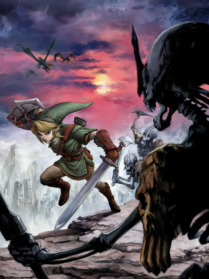 The-Legend-of-Zelda-Art-and-Artifacts-Art-Book-076