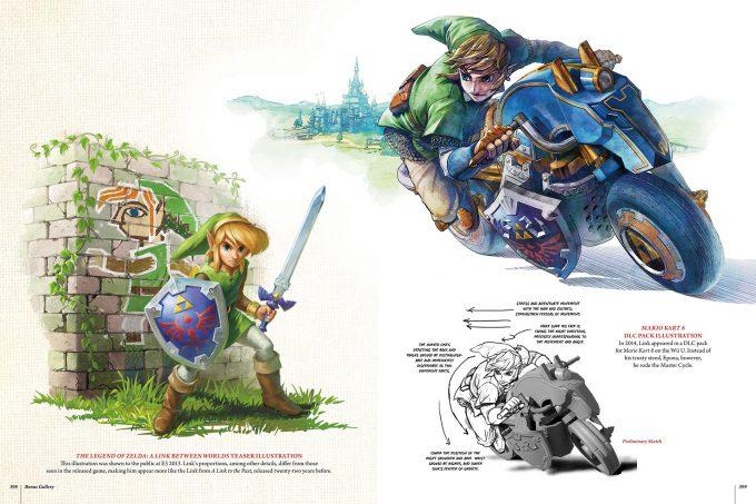 The-Legend-of-Zelda-Art-and-Artifacts-Art-Book-398-399