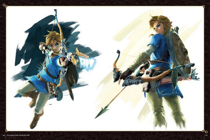 The-Legend-of-Zelda-Art-and-Artifacts-Art-Book-404-405