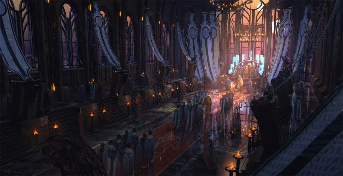 steve shi concept art coronation
