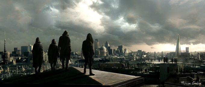 Assassins Creed Movie 2016 Concept Art PG 16