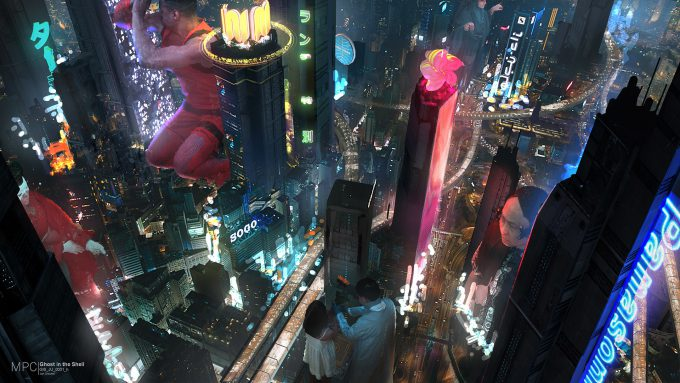 Ghost in the Shell concept art jan urschel gis ju 0031 h
