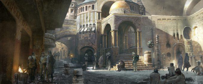 Star Wars Rogue One Concept Art Vincent Jenkins 0000 ENVOccupiedplanetEXT