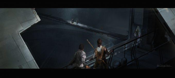 Star Wars The Force Awakens Concept Art Kevin Jenkins 0009