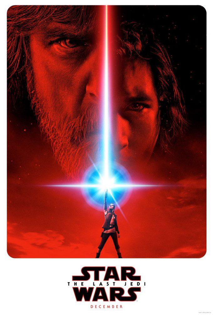 Star Wars The Last Jedi Poster 01