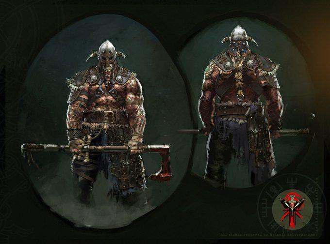 for honor game concept art remko troost raider1 forhonor remkotroostld
