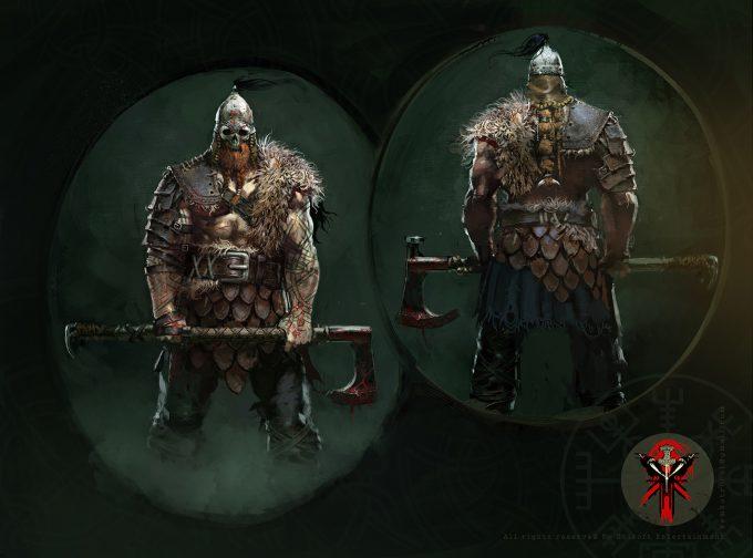 for honor game concept art remko troost raider2 forhonor remkotroostld