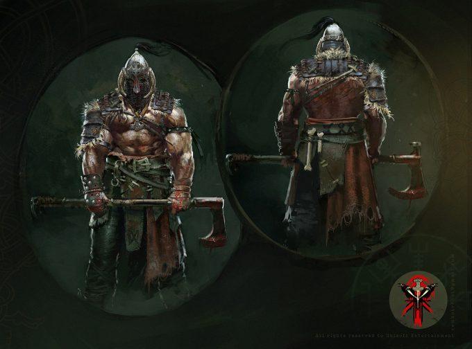 for honor game concept art remko troost raider4 forhonor remkotroostld