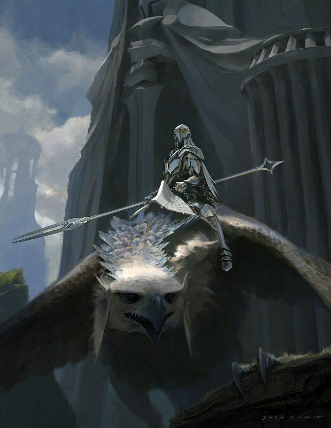 league of legends cocnept art joon ahn eaglerider