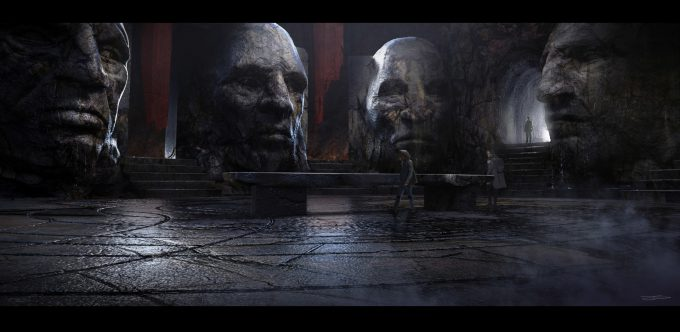 Alien Covenant Concept Art ev shipard cathedralinterior floor v02vara