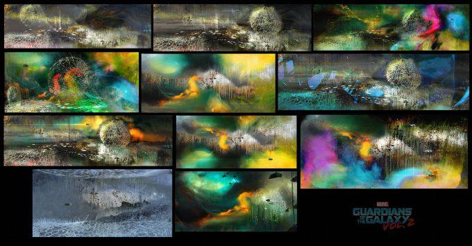 guardians of the galaxy vol 2 concept art john jd dickenson early sketch egoint 02
