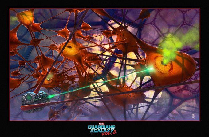 guardians of the galaxy vol 2 concept art john jd dickenson ego int