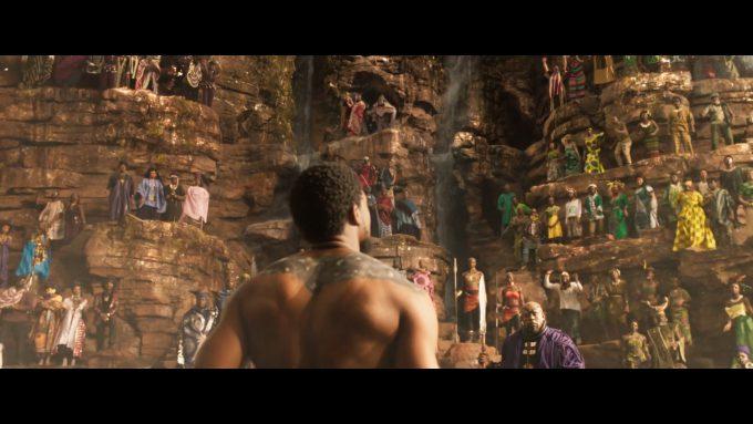 Black Panther Teaser Trailer 01