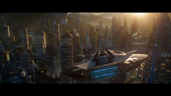 Black Panther Teaser Trailer 03