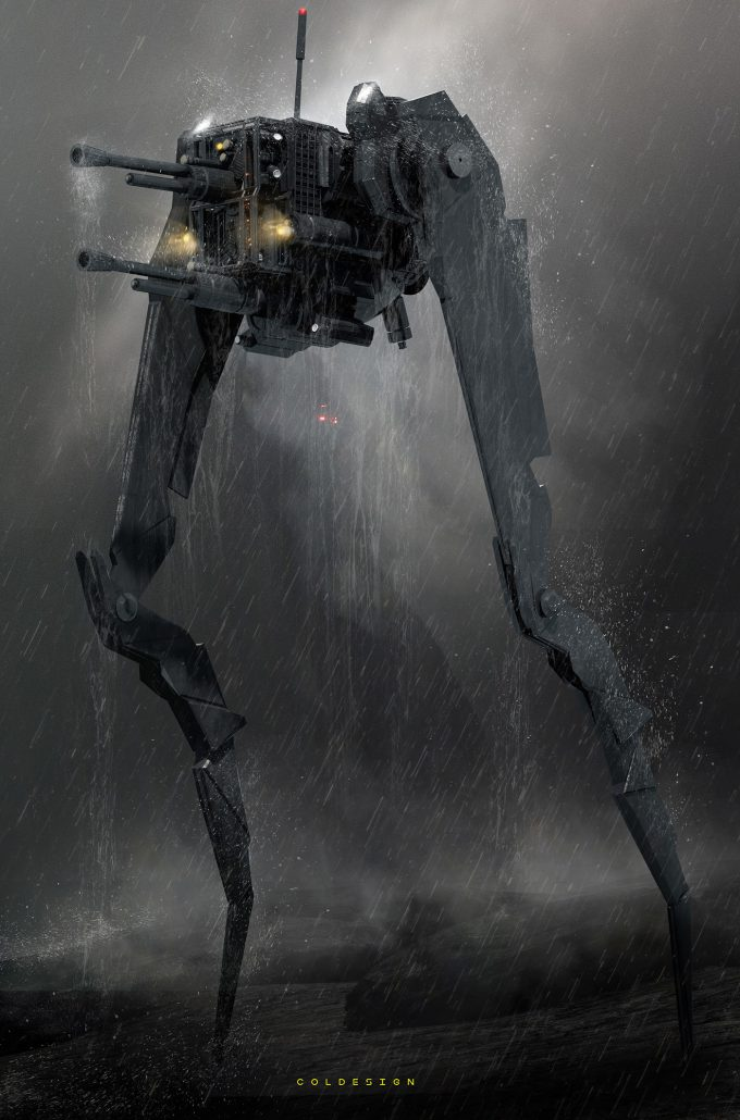 col price concept art huntdrone 03