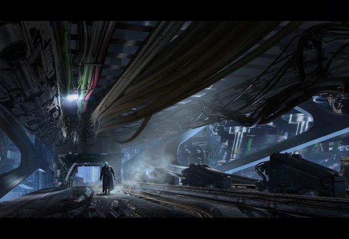 guardians of the galaxy vol 2 concept art JB 1011 Set EclectorCentralRMEXT 150908 Sketch 11 v004