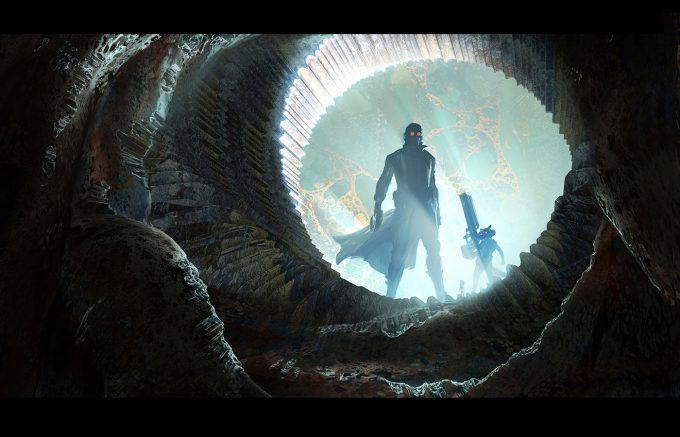 guardians of the galaxy vol 2 concept art JB 1261 SET JSon BlastHole 160105 Sketch 1 v004