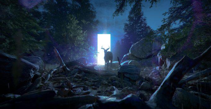 jakub javora concept art dark forest 02