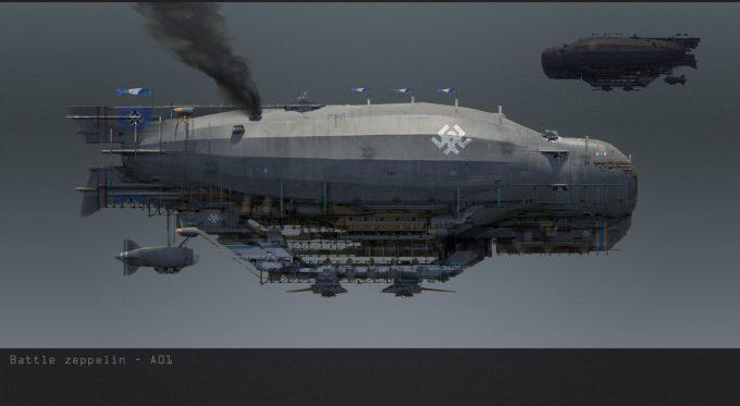 jakub javora concept art zeppelin adepta1