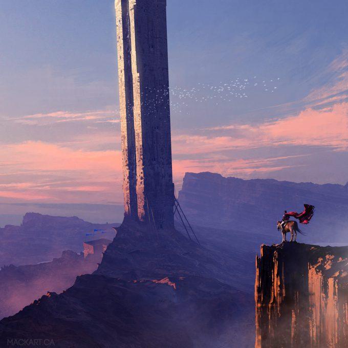 mack sztaba concept art citadel