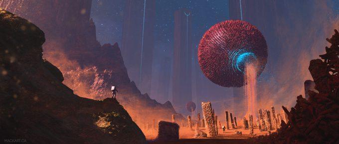 mack sztaba concept art maker of worlds