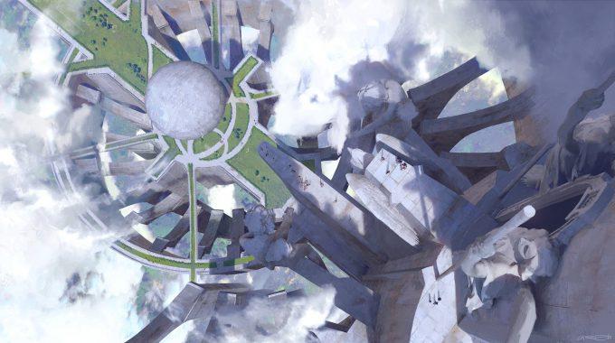pablo carpio concept art sky tower