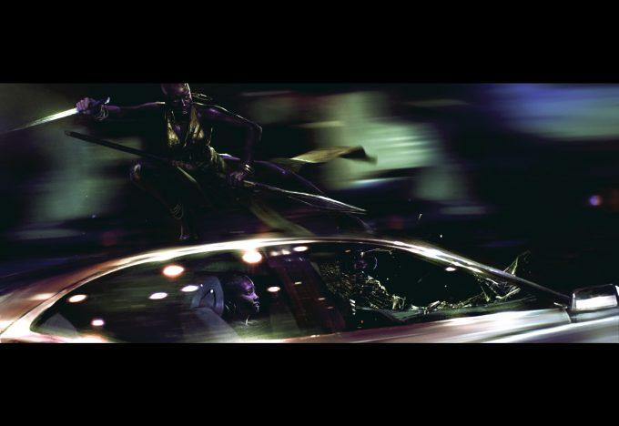 Black Panther Movie Concept Art alexander mandradjiev s 11