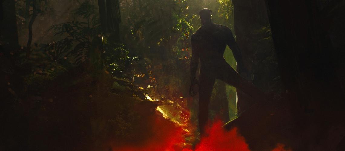 Black Panther Movie Concept Art alexander mandradjiev s M01