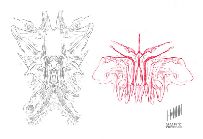 Life creature concept art daniel tiller calvin hex sketches 6