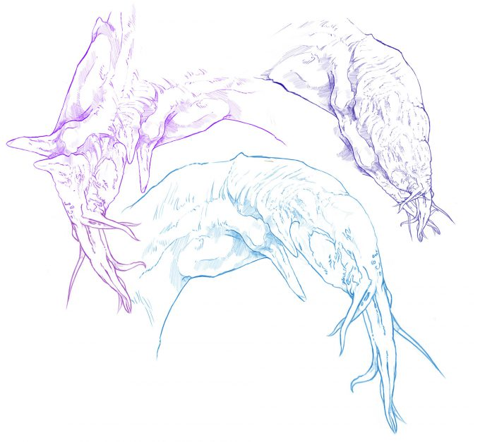 Life creature concept art daniel tiller img 2400