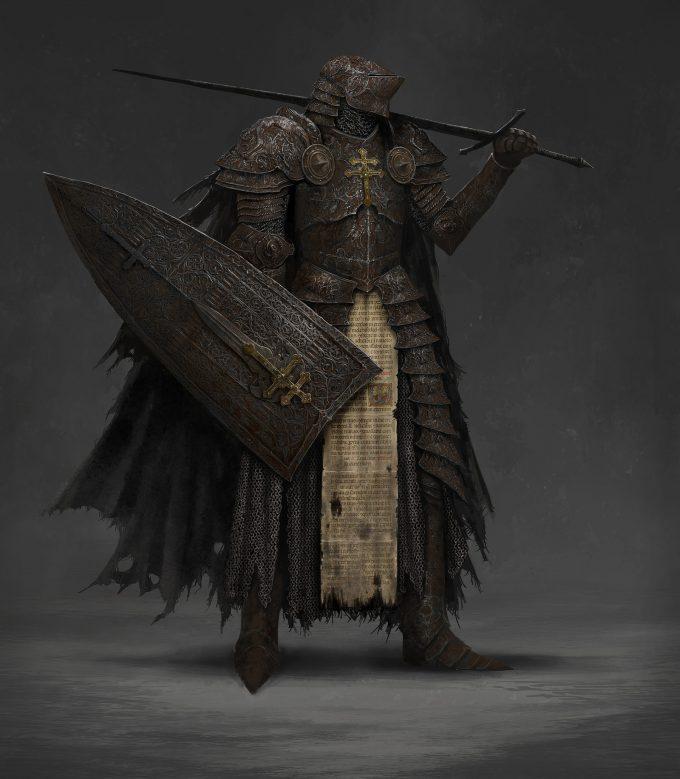 Mike Franchina Concept Art Demon Slayer 2b 01