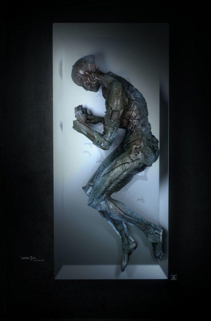 Power Rangers Concept Art andrew baker 007 rita frozenversion 01 ajb