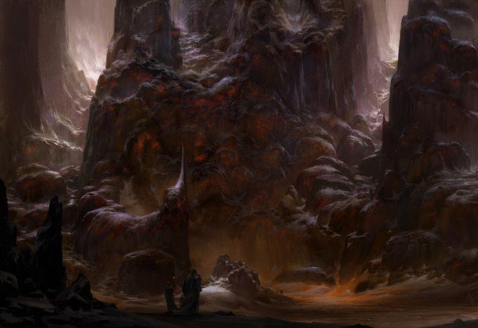 SpellForce 3 Concept Art Raphael Lubke archrealm 9 3
