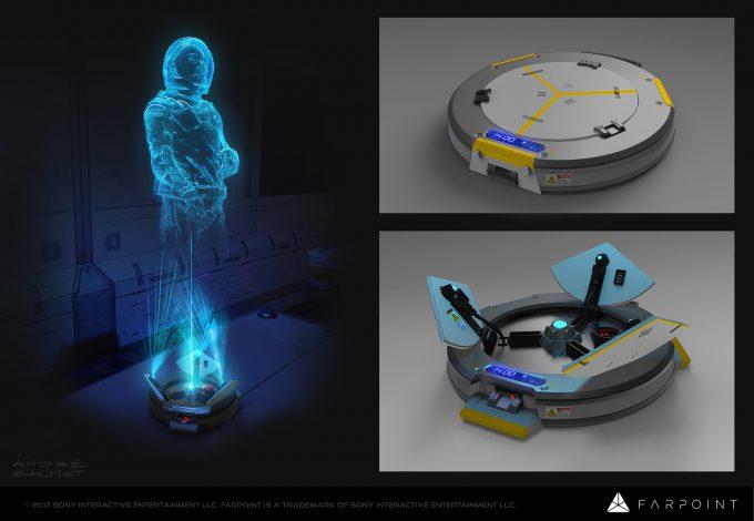 farpoint concept art andre balmet hologram