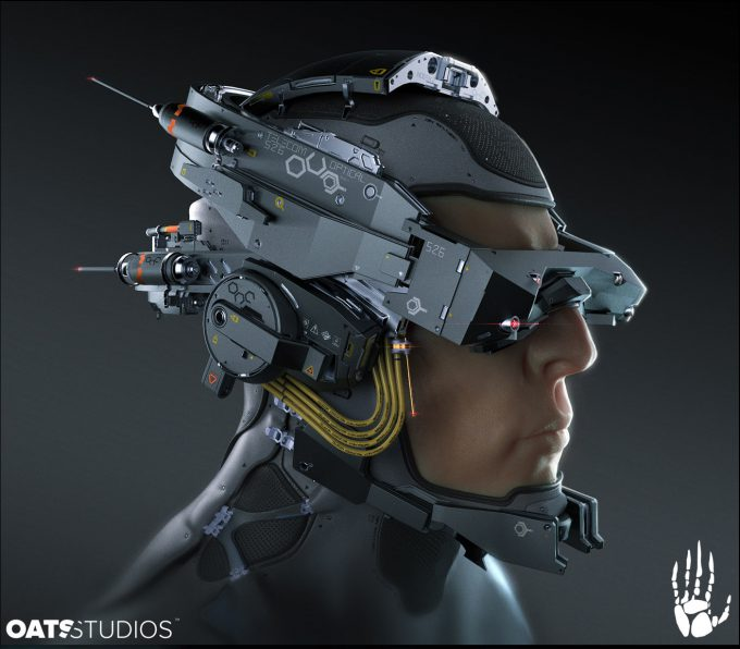 joe peterson rakka oats studios helmet concept design