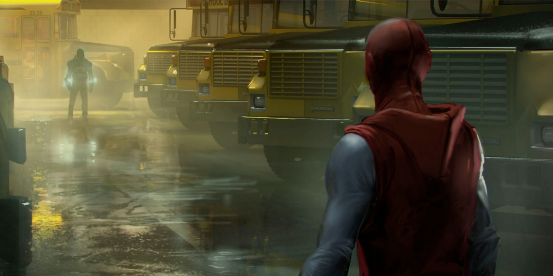 spider man homecoming concept art andrew leung M01