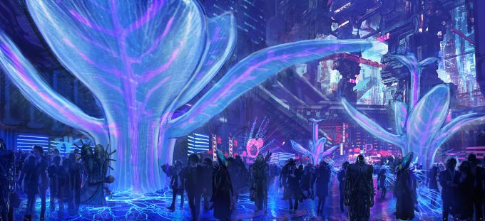 valerian movie concept art ben mauro alpha street 01bc bm copysssssss