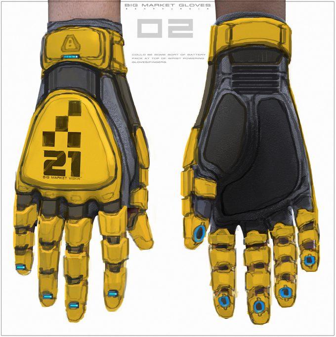 valerian movie concept art ben mauro bigmarketgear gloves 02bnews bm