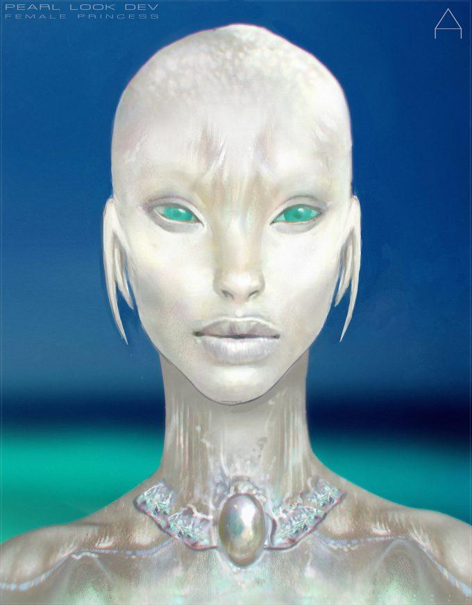 valerian movie concept art ben mauro v princess new3 bm