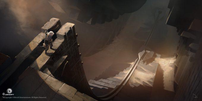 Assassins Creed Origins Concept Art Martin Deschambault aco first civ transportation unit