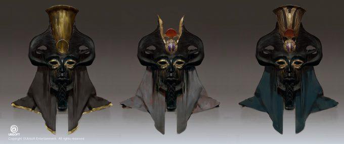Assassins Creed Origins Concept Art by Jeff Simpson 02