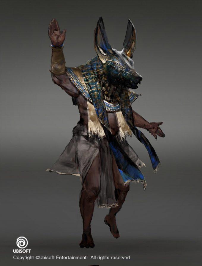 Assassins Creed Origins Concept Art by Jeff Simpson 05