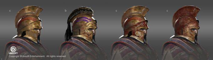 Assassins Creed Origins Concept Art by Jeff Simpson 13