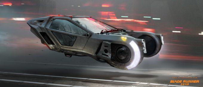 Blade Runner 2049 Concept Art Peter Popken 2042
