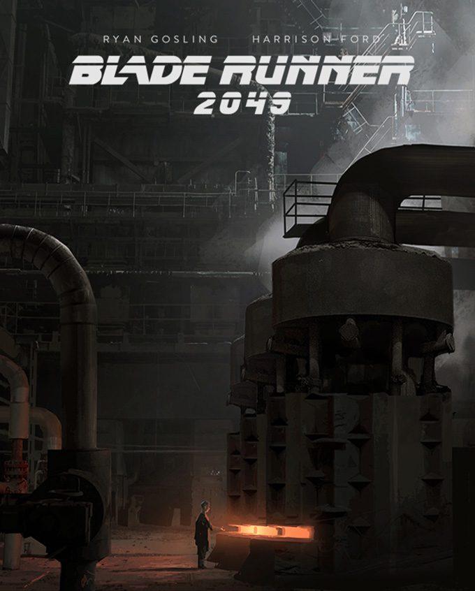 Blade Runner 2049 Concept Art Peter Popken 2045